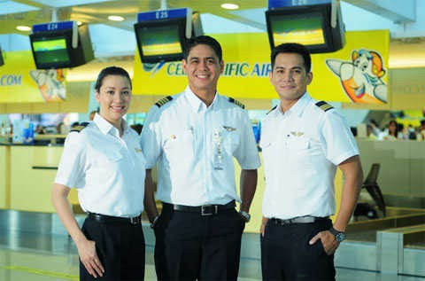 'Study Now, Pay Later' Program for Aspiring Pilots Launched by Cebu Pacific